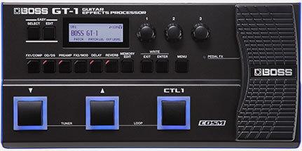 超格安価格 BOSS GT-1 Effects Guitar Effects Processor【即納可能 Processor】【送料無料】 GT-1【新品】【池袋店在庫品】, ギアムーブ:cb7f0ef1 --- sukhwaniconstructions.com