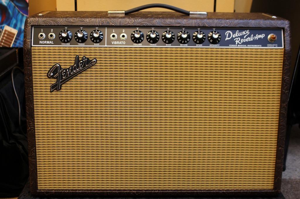 Fender Limited Edition '65 Deluxe Reverb Western Wheat Alnico, 100V JPN 【限定モデル!!】【送料無料】 【新品】【池袋店在庫品】