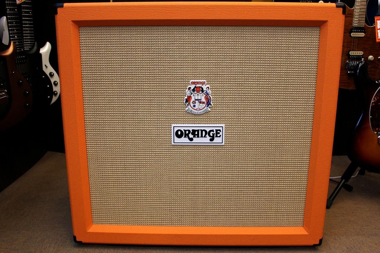 ORANGE PPC412 Cabinet 【送料無料】【Made in UK】 【新品】【池袋店在庫品】