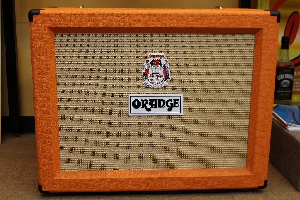 ORANGE Rockerverb 50C MKIII Combo 【送料無料】 【フットスイッチプレゼント】 【新品】【池袋店在庫品】