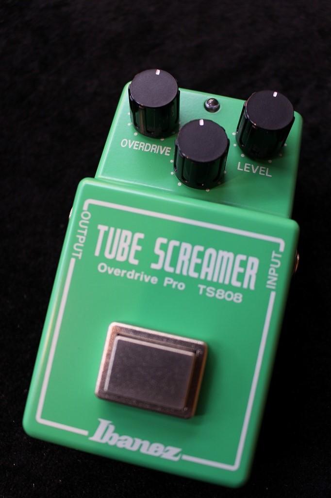 Ibanez TS808 Tube Screamer 【送料無料】【チューブスクリーマー】【王道OD】 【新品特価】【池袋店在庫品】