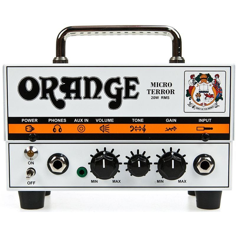 【池袋店】ORANGE Micro Terror 20H[小型アンプヘッド][送料無料]【即納可】 【新品】【池袋店在庫品】