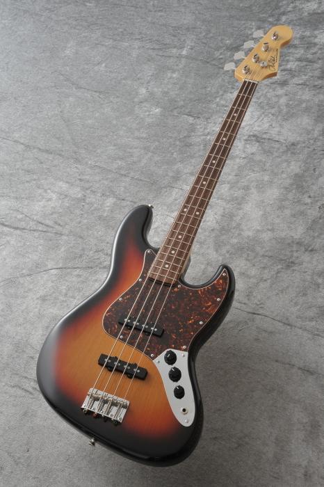 J.W.Black Guitars JWB-JP JB 3 Tone Sunburst 【新品】【池袋店在庫品】
