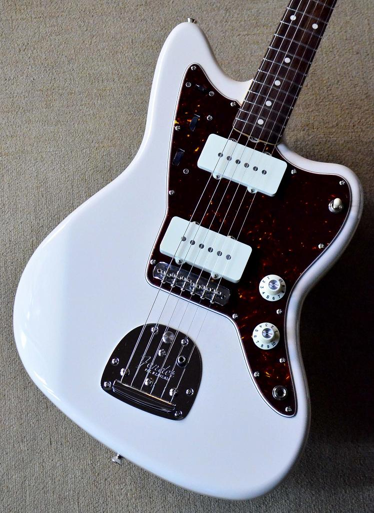 〔新品〕 Fender Made in Japan MIJ Limited Collection 60s Jazzmaster Vintage White 【池袋店在庫品】