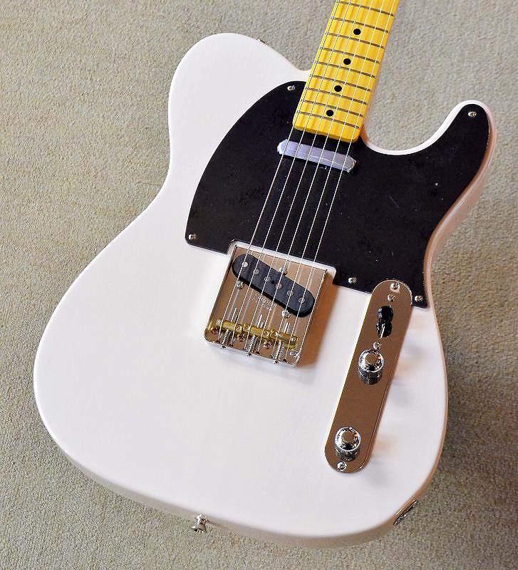 〔新品〕 Fender Made in Japan MIJ Traditional 50s Telecaster / US Blonde 【池袋店在庫品】