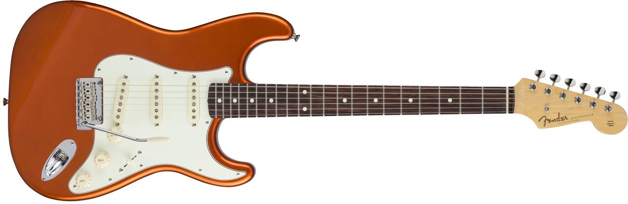 〔新品〕 Fender Made in Japan MIJ Hybrid 60s Stratocaster Candy Tangerine【池袋店取り寄せ品】