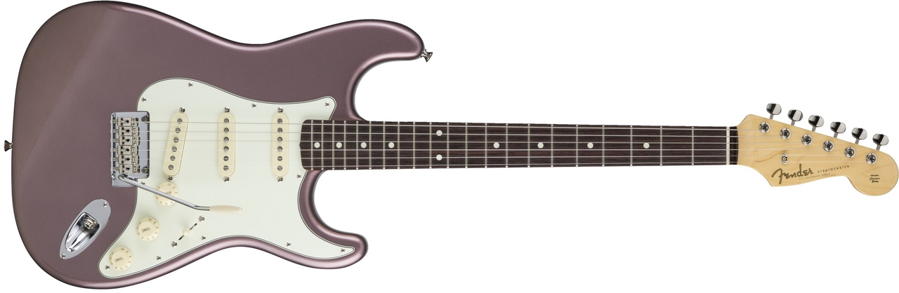〔新品〕 Fender Made in Japan MIJ Hybrid 60s Stratocaster Burgundy Mist Metallic【池袋店取り寄せ品】