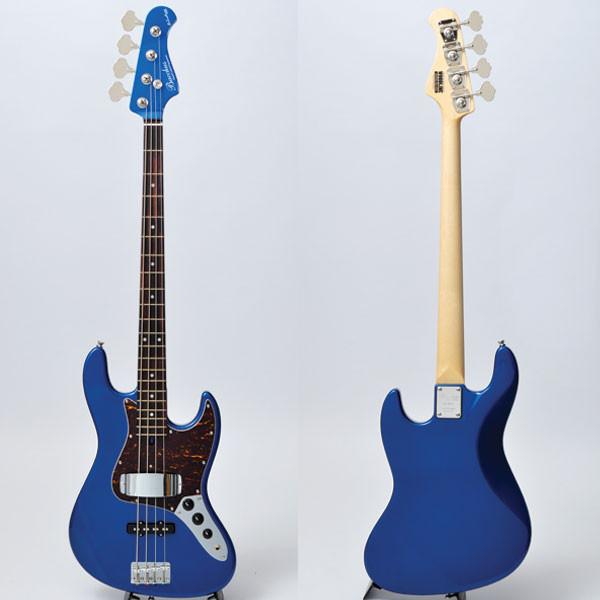 Bacchus Global Series-Bass WL-435 (DLPB)《ベース》【送料無料】【ONLINE STORE】