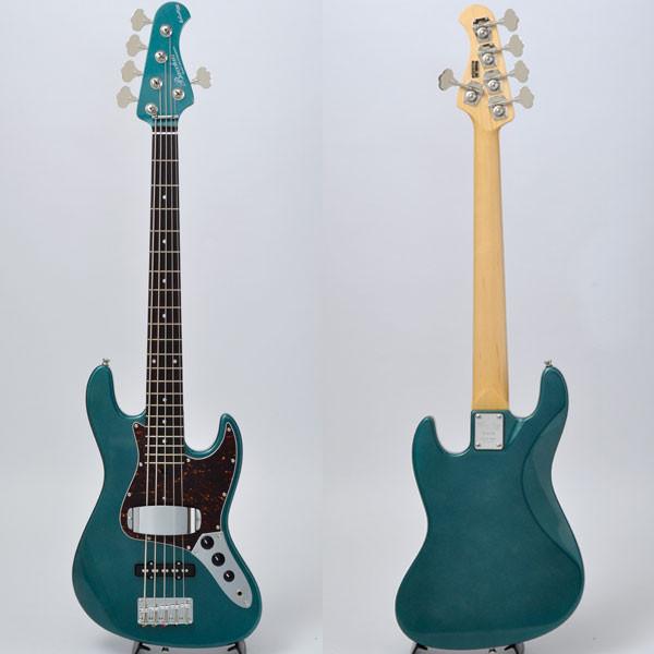 Bacchus Global Series-Bass WL-533 (GM)《5弦ベース》【送料無料】【納期未定・ご予約受付中】【ONLINE STORE】
