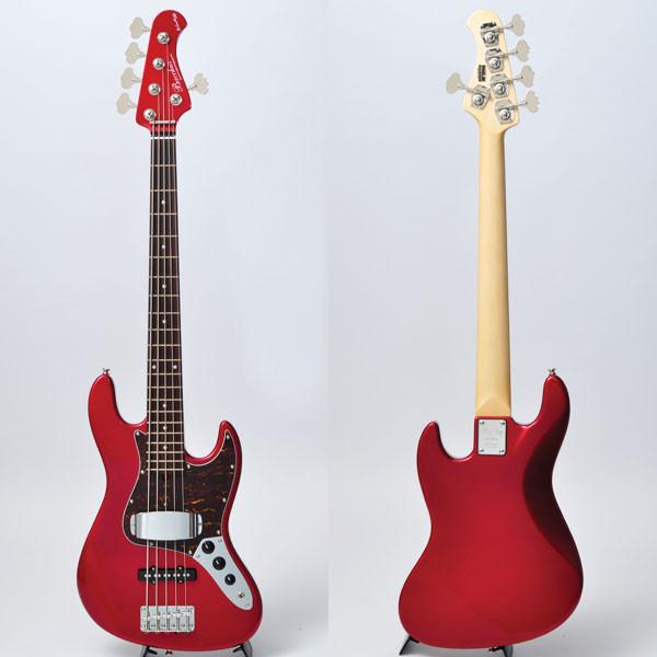 Bacchus Global Series-Bass WL-534 (CAR)《5弦ベース》【送料無料】【納期未定・ご予約受付中】【ONLINE STORE】