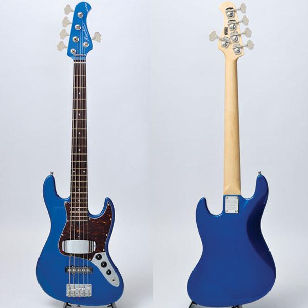 Bacchus Global Series-Bass WL-534 (DLPB)《5弦ベース》【送料無料】【ONLINE STORE】