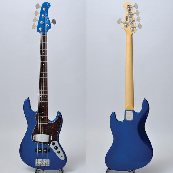 Bacchus Global Series-Bass WL-535 (DLPB)《5弦ベース》【送料無料】【ONLINE STORE】