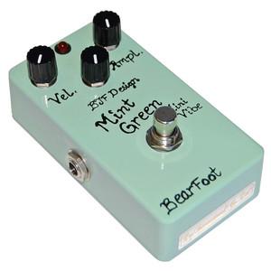 BearFoot Guitar Effects Mint Green Mini Vibe(エフェクター/モジュレーション)(送料無料)(マンスリープレゼント)(ご予約受付中)【ONLINE STORE】
