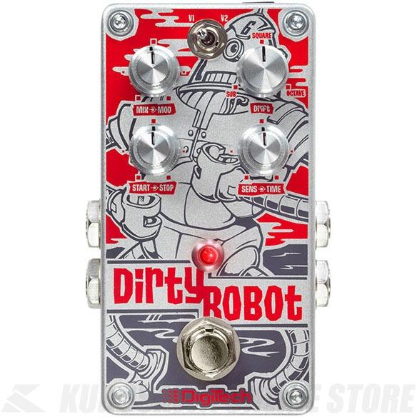 DigiTech Dirty Robot 《エフェクター/シンセサイザーペダル》【送料無料】【ONLINE STORE】