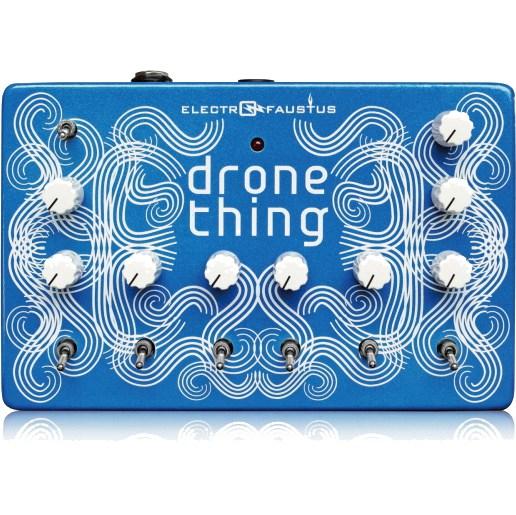 エフェクター ノイズ 上品 《エレクトロファウストゥス》 Electro Faustus EF109 Drone ONLINE 送料無料 STORE 次回入荷分ご予約受付中 Thing《エフェクター ノイズ》 お見舞い