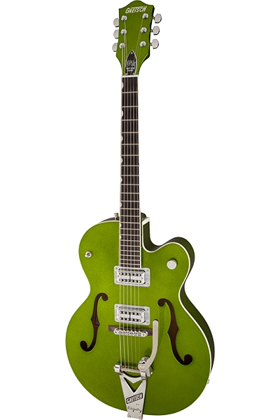 Gretsch G6120SH Brian Setzer Hot Rod (Green Sparkle) 《エレキギター》 【送料無料】【ONLINE STORE】