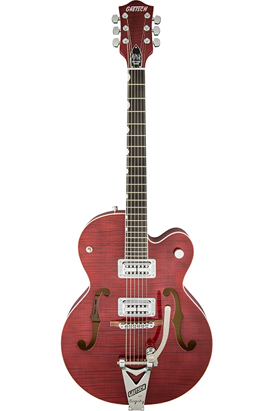 Gretsch G6120SH Brian Setzer Hot Rod (Roman Red 2-Tone) 《エレキギター》【送料無料】【ONLINE STORE】