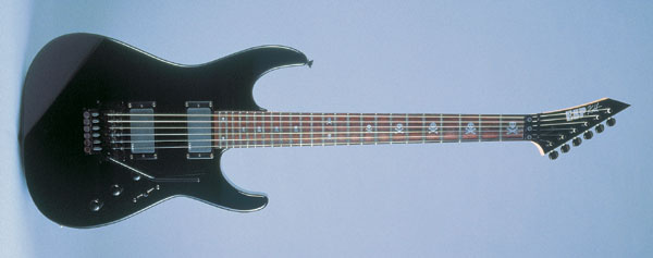 ESP KH-2 NECK-THRU【送料無料】【受注生産品】【ONLINE STORE】