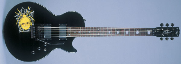 ESP KH-3 NECK-THRU【送料無料】【受注生産品】【ONLINE STORE】