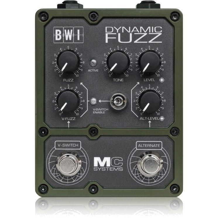 MC Systems BWI Dynamic Fuzz《エフェクター/ファズ》【送料無料】【ONLINE STORE】