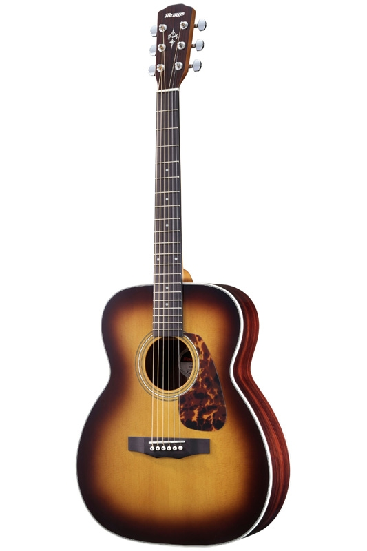 Morris PERFORMERS EDITION F-401 (TS/タバコ・サンバースト)《アコースティックギター》【送料無料】【ONLINE STORE】