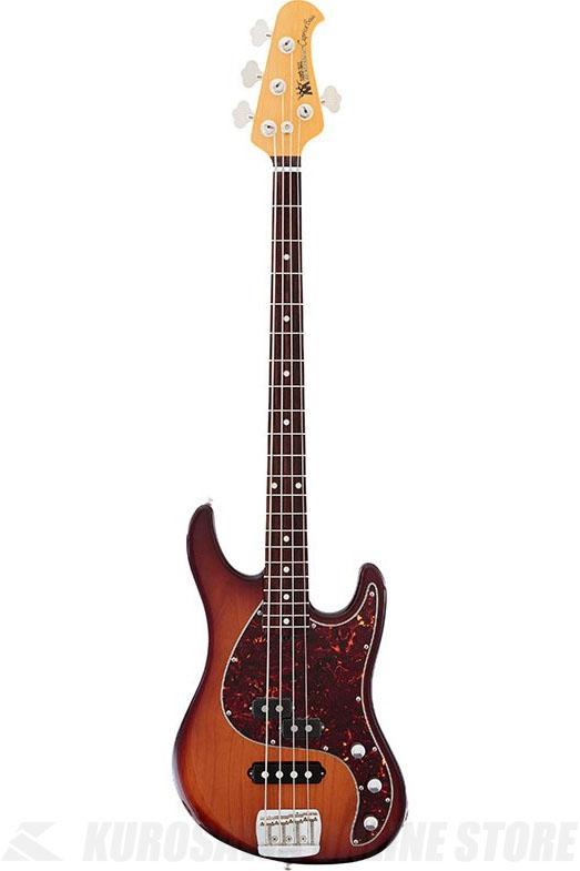 Music Man Caprice Bass(Heritage Tobacco Burst/Rosewood Fingerboard/Shell Pickguard) 《ベース》【送料無料】【ONLINE STORE】