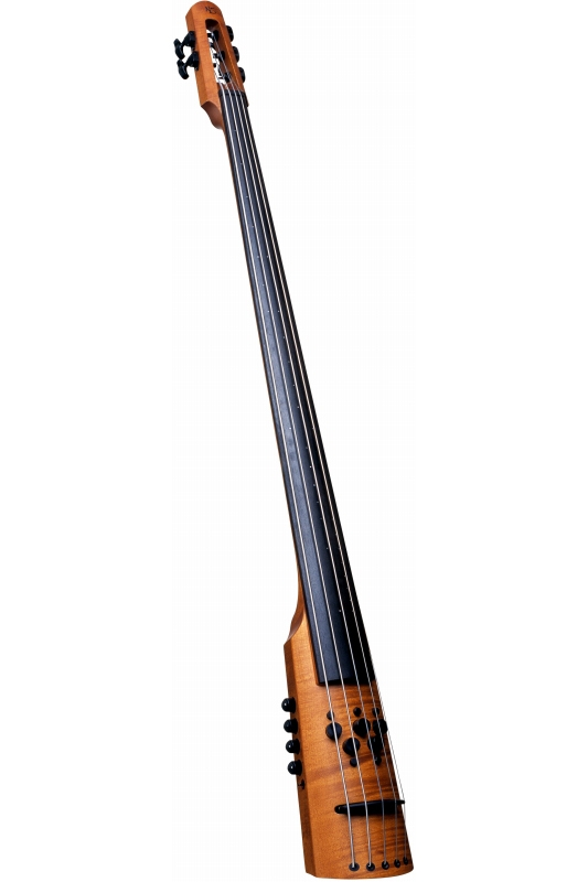 NS Design CR5M-AM CR Double Bass 5st?Amber EMG CR4 with EMG PU 《エレキアップライトベース》 【送料無料】【ONLINE STORE】