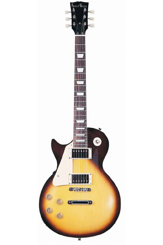 Photogenic LP-320LH/BS (Brown Sunburst)《エレキギター》【送料無料】【入門用・初心者に人気!】 [LP-320LH]【ONLINE STORE】