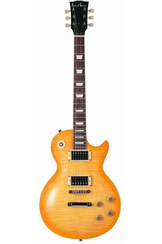 Photogenic LP-380/LDS (Lemon Drop Sunburst)《エレキギター》【送料無料】【入門用・初心者に人気!】 [LP-380]【ONLINE STORE】