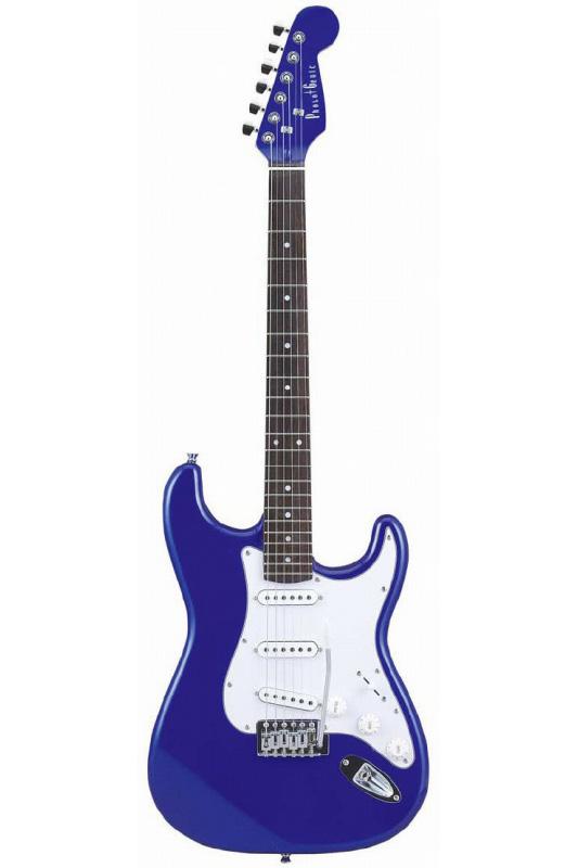 Photogenic ST-180/MBL (Metallic Blue)《エレキギター》【送料無料】【入門用・初心者に人気!】 [ST-180]【ONLINE STORE】