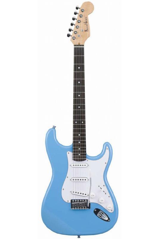 Photogenic ST-180/UBL (U-Blue)《エレキギター》【送料無料】【入門用・初心者に人気!】 [ST-180]【ONLINE STORE】