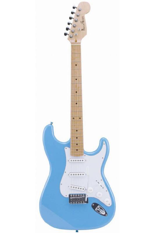 Photogenic ST-180M/UBL (U-Blue)《エレキギター》【送料無料】【入門用・初心者に人気!】 [ST-180M]【ONLINE STORE】