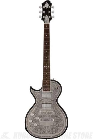 ZEMAITIS Antanus Metal Front Series A24MF LH Black 《エレキギター》【Left-Hand / 左利き用】【送料無料】【ONLINE STORE】