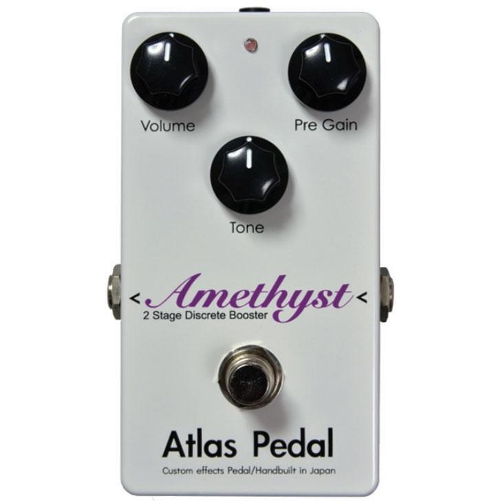 Atlas Pedal Amethyst《エフェクター/ブースター》【送料無料】【ONLINE STORE】