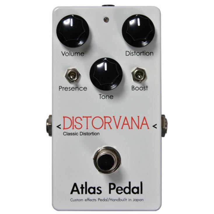 Atlas Pedal DISTORVANA《エフェクター/ディストーション》【送料無料】【ONLINE STORE】