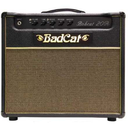 Bad Cat Bobcat 20R 《ギターアンプ/コンボアンプ》【送料無料】【ONLINE STORE】