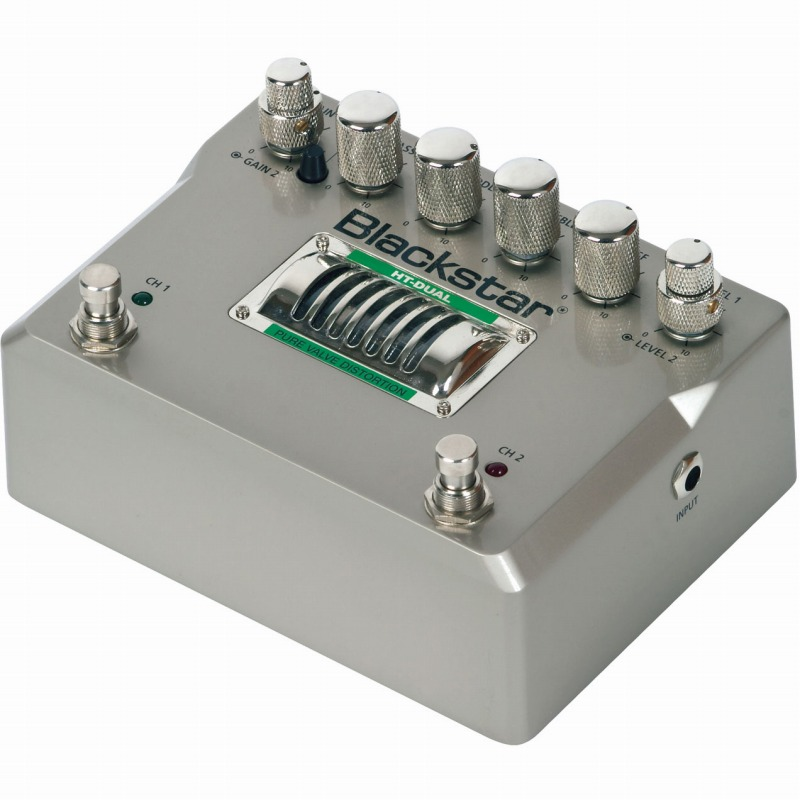 Blackstar HT Pedals Series / HT-DUAL DS-2 PURE VALVE DISTORTION 《エフェクター/ディストーション》【送料無料】【ONLINE STORE】