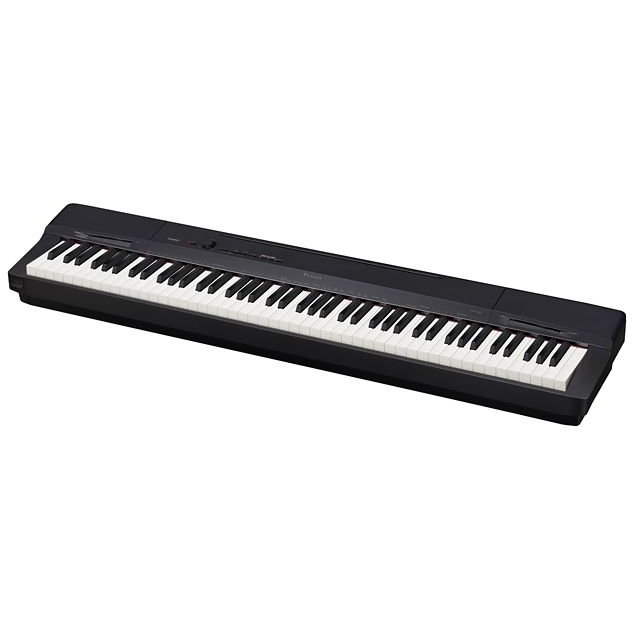 Casio PX-160BK Privia《デジタルピアノ》【本体のみ/スタンド別売り】【送料無料】【ONLINE STORE】