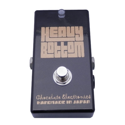Chocolate Electronics HeavyBottom 《エフェクター/固定イコライザー》【送料無料】【ONLINE STORE】