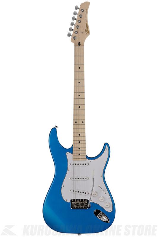 Greco WS-STD (Blue / Maple)《エレキギター》【日本製】【送料無料】【ONLINE STORE】