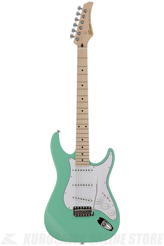 Greco WS-STD (Light Green / Maple)《エレキギター》【日本製】【送料無料】【ONLINE STORE】