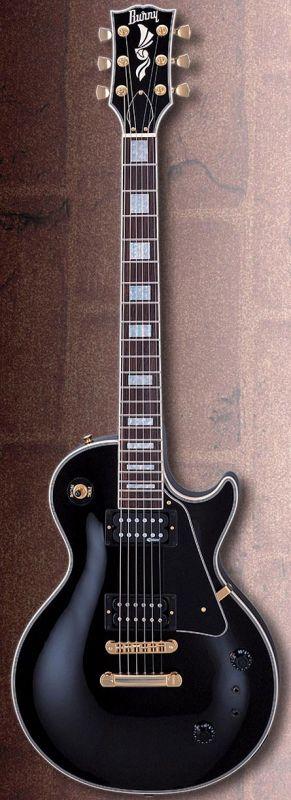 Fernandes / Burny RLC-75S (BK)【送料無料】【フェルナンデスオリジナルギター弦3セットプレゼント】【ONLINE STORE】