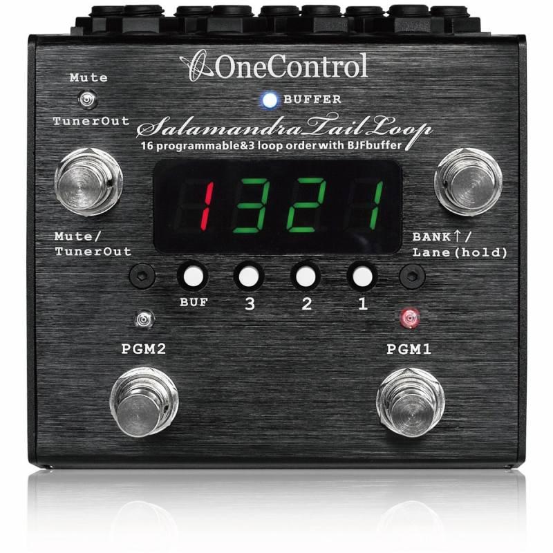 One Control Salamandra Tail Loop 《プログラマブルスイッチャー》【送料無料】【ONLINE STORE】
