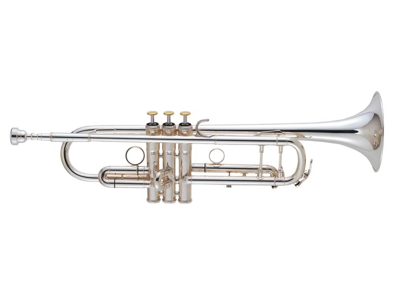 XO Trumpet GX Series GX-S イエローブラスベル/銀メッキ仕上げ 《B♭トランペット》【送料無料】【ONLINE STORE】