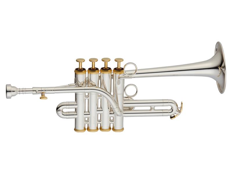 XO Trumpet PX Series PX-GBS ゴールドブラスベル/銀メッキ仕上げ 《B♭/Aトランペット》【送料無料】【ONLINE STORE】