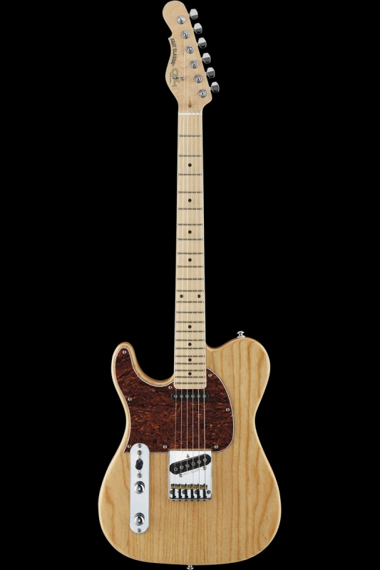 G&L Tribute ASAT Classic 'Lefty'(Natural Gross / Maple)《エレキギター》【送料無料】【次回入荷分予約受付中】【ONLINE STORE】