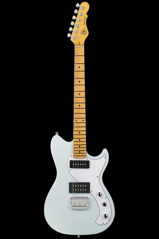 G&L Tribute Fallout (Sonic Blue / Maple) 《エレキギター》【送料無料】【ONLINE STORE】