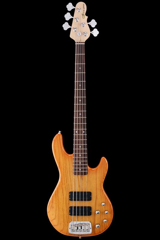 G&L Tribute M-2500 (Honeyburst / Rosewood) 《5弦ベース》【送料無料】(ご予約受付中)【ONLINE STORE】
