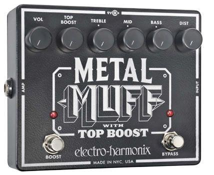 Electro Harmonix Metal Muff【G-CLUB渋谷】