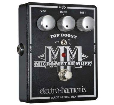 Electro Harmonix Micro Metal Muff【ONLINE STORE】